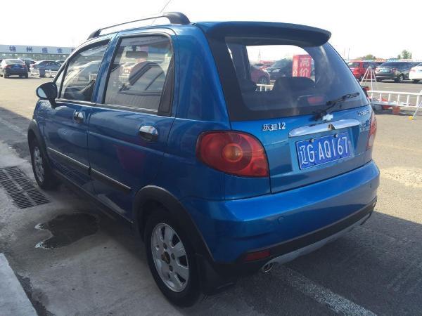 【锦州】2011年1月 雪佛兰 乐驰 1.2 蓝色 手动挡图片