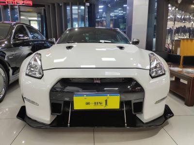 2015年10月 日产 GT-R(进口) 3.8T 动感酷黑内饰版图片