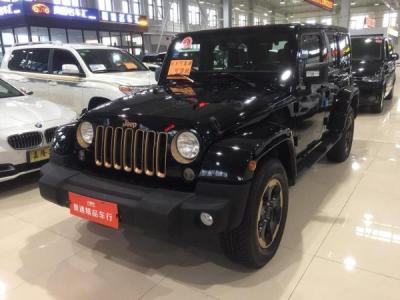 Jeep 牧马人 3.6L 四门 龙腾典藏版图片
