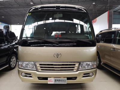 豐田考斯特2012款20座豪華版