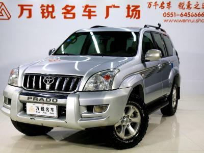 豐田 普拉多  2004款 4.0L GX級