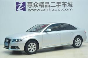 2010年10月 奥迪 奥迪A4L A4L 1.8T FSI 舒适型