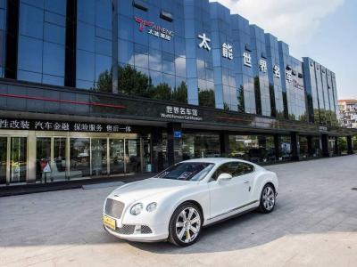 賓利 歐陸  2012款 6.0T GT W12圖片
