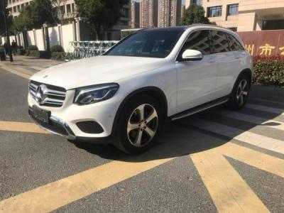 奔驰 GLC级  GLC260 4MATIC 2.0T 豪华型