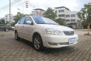 2007年1月 丰田 花冠 1.8 GLX-i图片