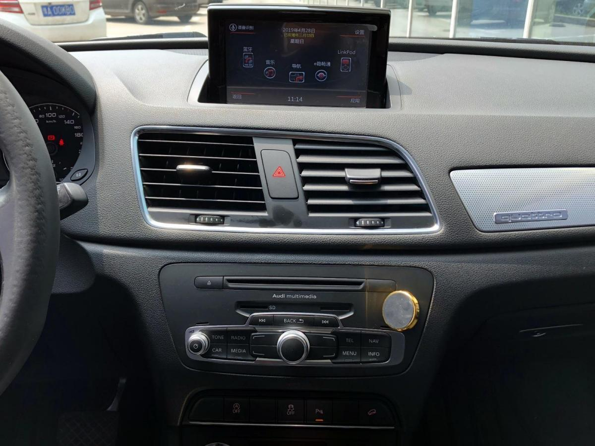 奥迪 奥迪Q3  2015款 35 TFSI quattro 技术型图片