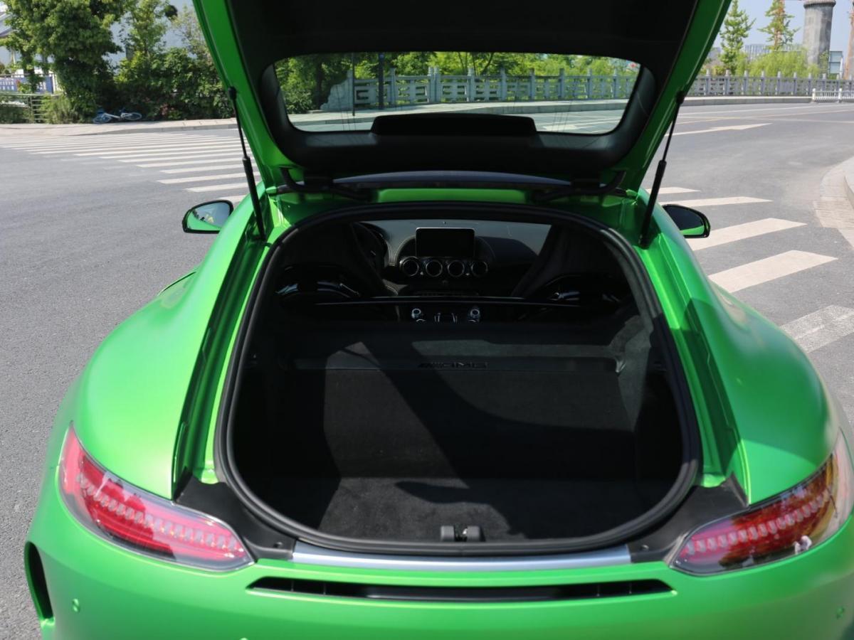 奔驰 奔驰AMG GT  2017款 AMG GT R图片