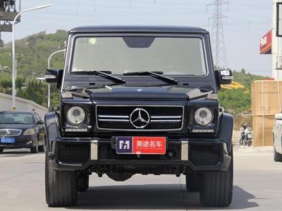 2010年9月 奔驰 奔驰G级(进口) G 500图片
