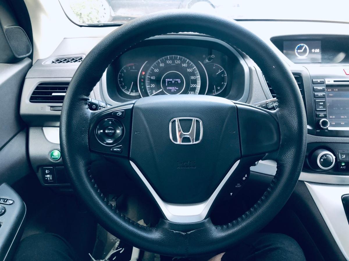 本田 CR-V  2012款 2.0L 四驱经典版图片