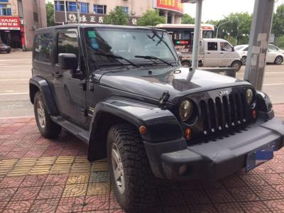 2009年12月 Jeep 牧马人(进口) 3.8L Sahara 两门版图片