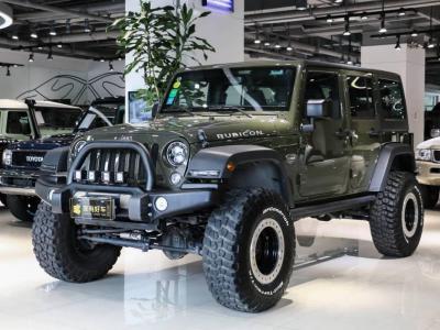 2015年8月 Jeep 牧馬人  3.6L Rubicon 四門版圖片