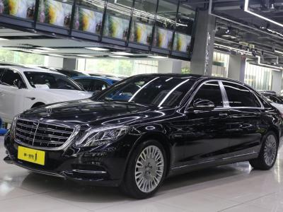 奔馳 邁巴赫S級  2016款 S 400 4MATIC