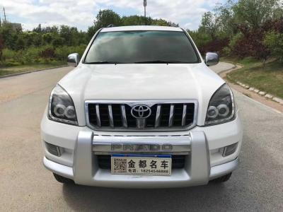 2007年8月 丰田 普拉多(进口) GX 2.7自动车型图片