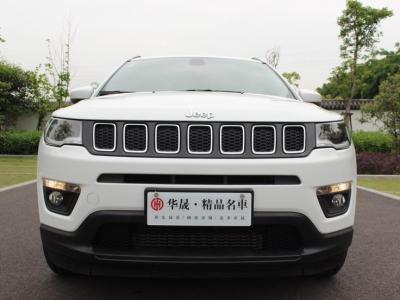 2018年9月 Jeep 指南者 200T 自动家享版图片