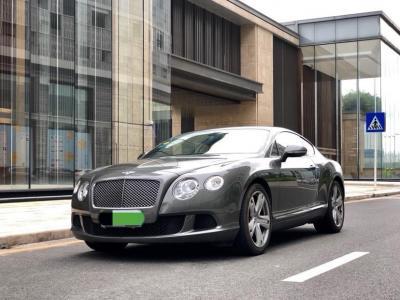 2012年6月 宾利 欧陆 6.0T GT W12图片