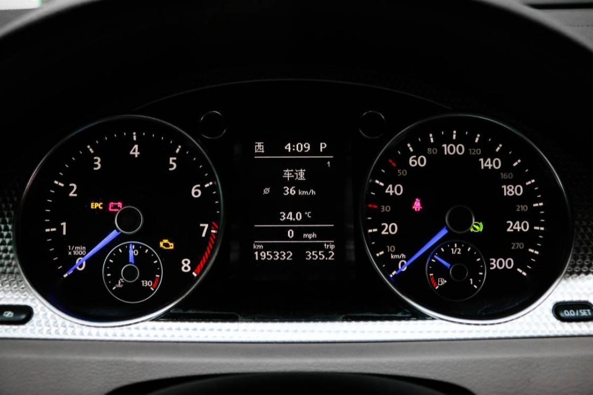 大众 帕萨特  2009款 3.6L 顶配版图片
