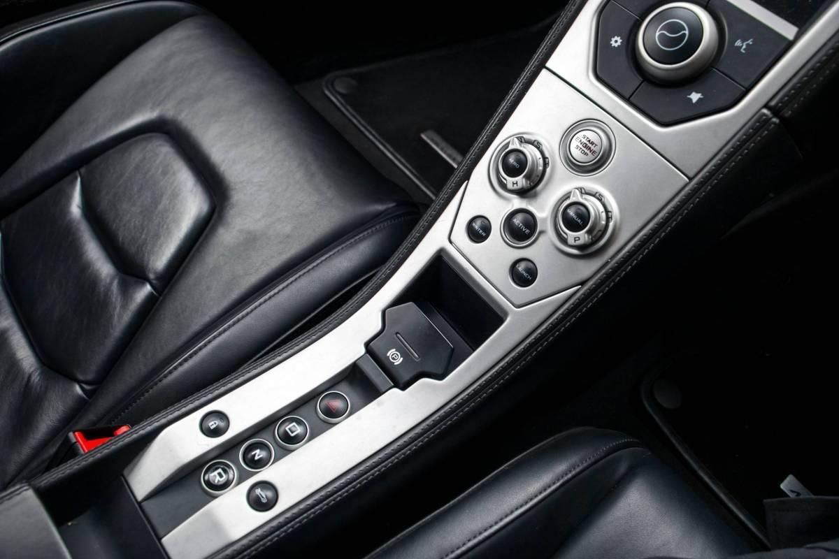迈凯伦 12C  2013款 3.8T COUPE图片