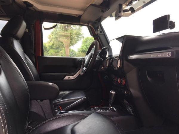 Jeep 牧马人  3.6 两门 Rubicon图片