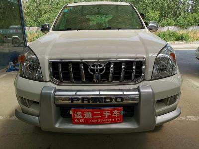 豐田 普拉多  2002款 2.7L 自動