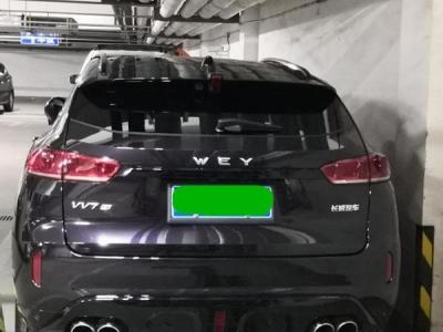 2018年1月 WEY VV7 2.0T 旗舰型图片