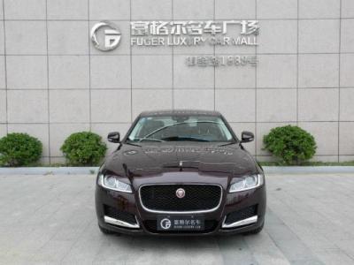捷豹XFL&nbsp2.0T 240PS 豪华型