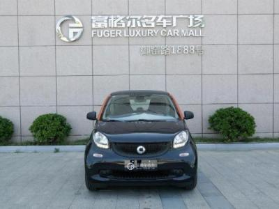 Smart Fortwo&nbspCoupe 1.0 灵动版