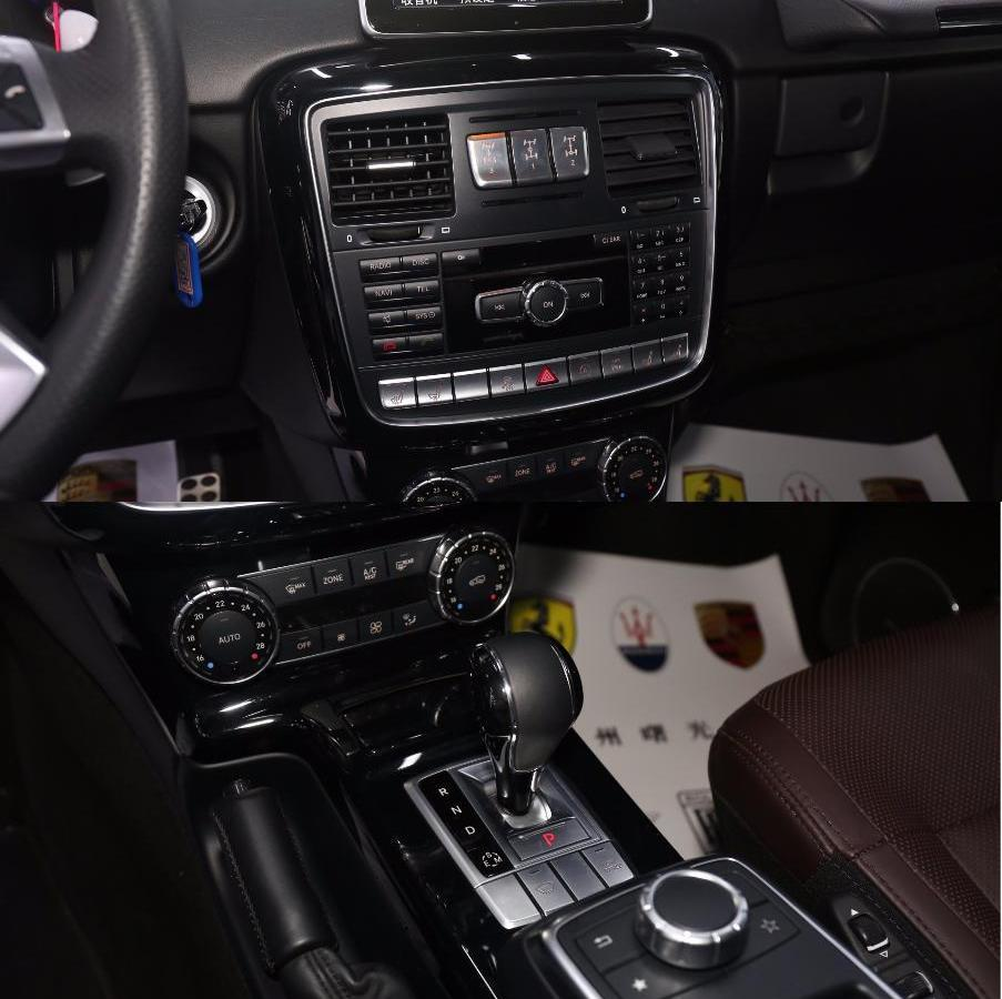 奔驰 奔驰G级  2016款 G 500图片