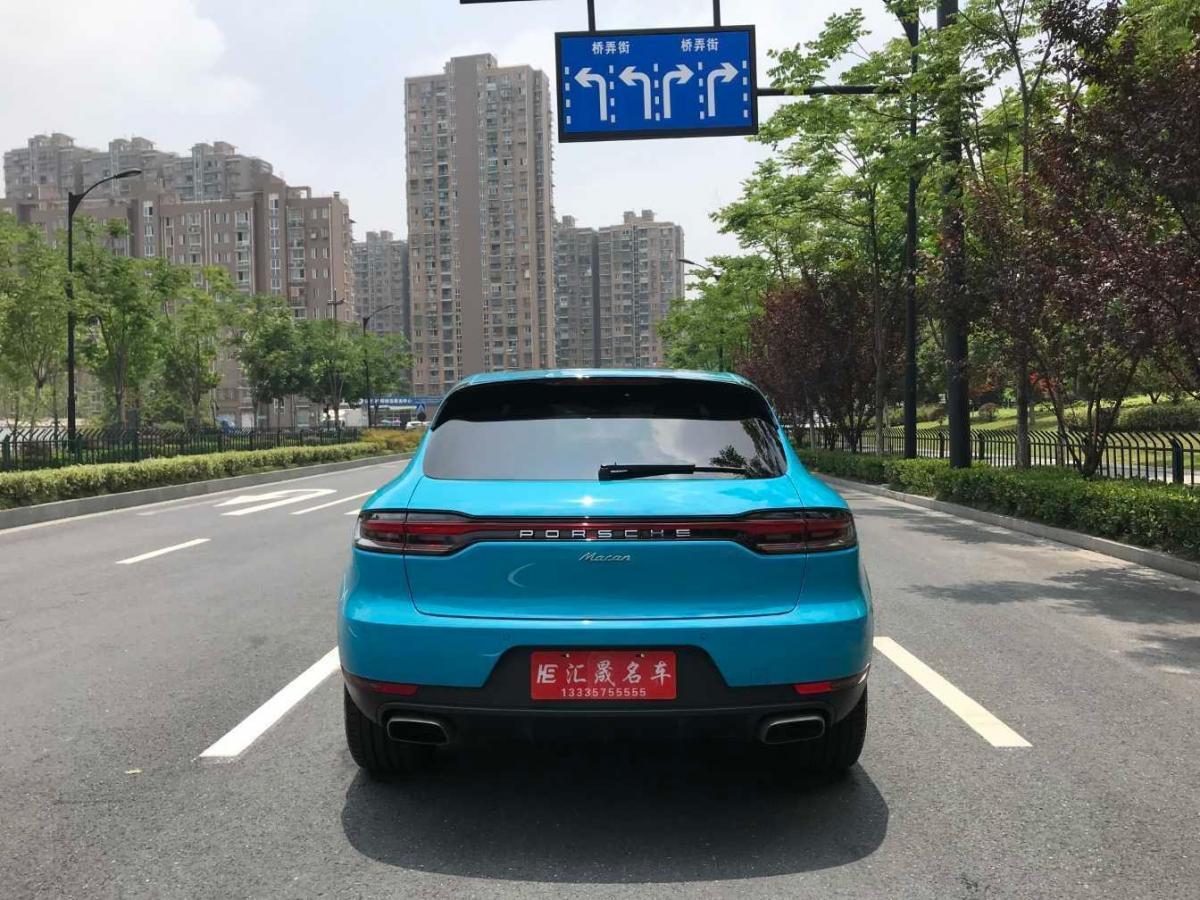 保时捷 Macan  2018款 Macan 2.0T图片