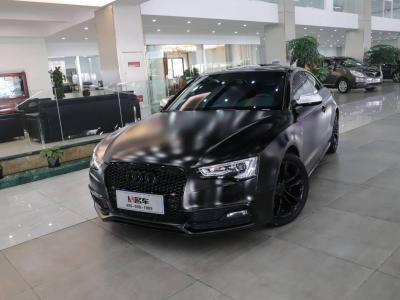 2012年7月 奥迪 奥迪S5(进口) S5 3.0T Coupe图片