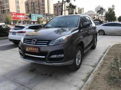 江铃 驭胜  2.4T 两驱豪华型5座柴油版图片