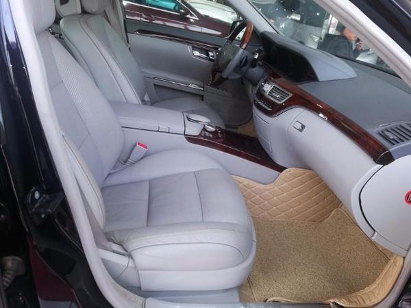 【邯郸】2011年1月 奔驰s级 2012款 s300l 3.0l 豪华型 自动档