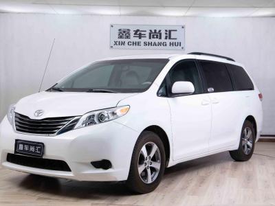 2012年4月 丰田 塞纳(进口) 2.7L 两驱自动型图片
