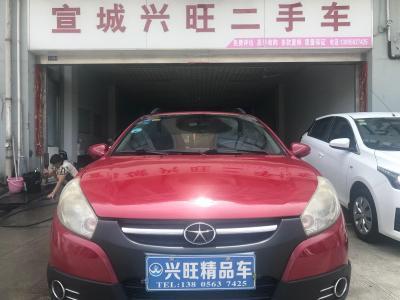 江淮 同悦RS  2012款 Cross 1.3L 手动尚动尊贵型图片