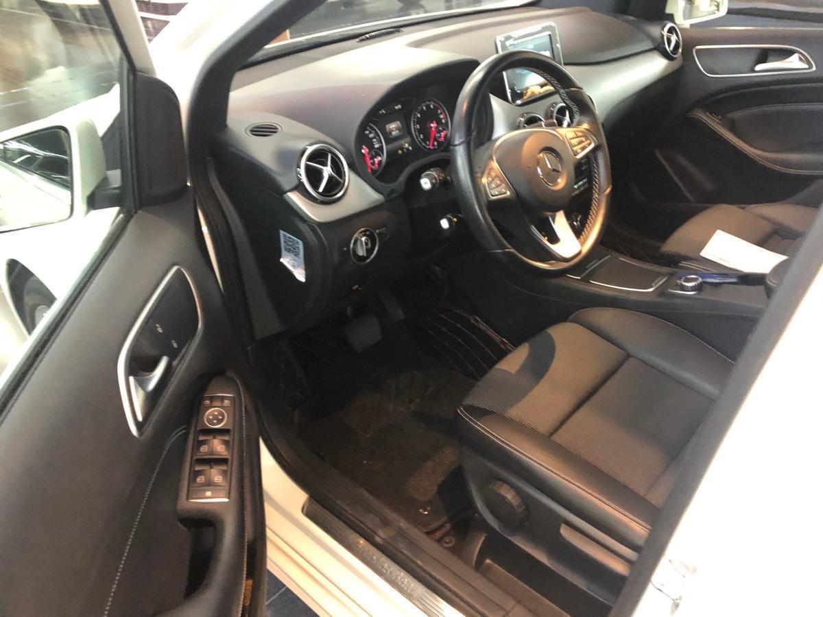 奔驰 奔驰B级  2015款 B 200 动感型图片