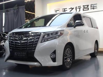豐田 埃爾法  2018款 3.5L 豪華版