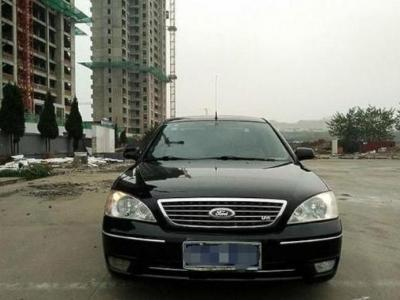 福特 蒙迪欧  2.5 Ghia-Ltd 旗舰型图片