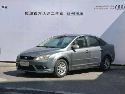 福特 福克斯  2007款 三廂 1.8L 手動舒適型圖片