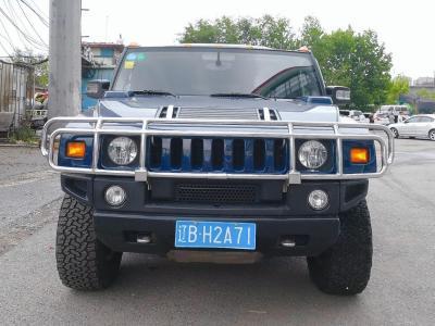 2006年11月 悍马 H2 6.0 AT图片