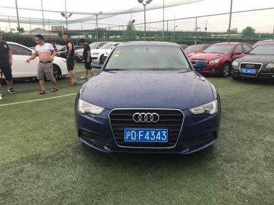 2016年6月 Audi 奧迪A5  Sportback 45 TFSI圖片