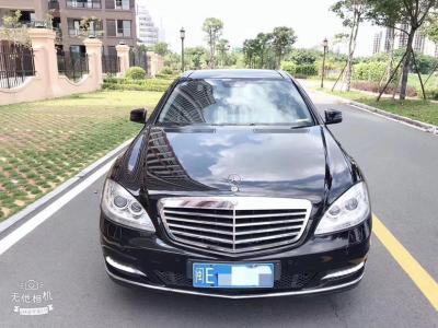 2011年12月 奔馳 奔馳S級(進口) S 300 L 豪華型 Grand Edition圖片