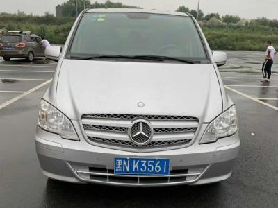 2012年5月 奔驰 威霆 2.5L 商务版图片