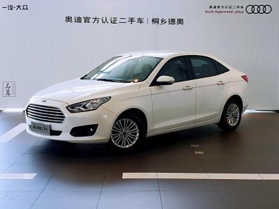 福特 福睿斯  2015款 1.5L 自动舒适型