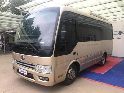 宇通客車2017款 宇通T7 2.8T柴油手動標準版