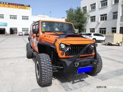 Jeep 牧馬人  2013款 3.6L Rubicon 四門版圖片