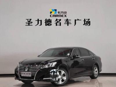 丰田 皇冠  2.5L 时尚版图片