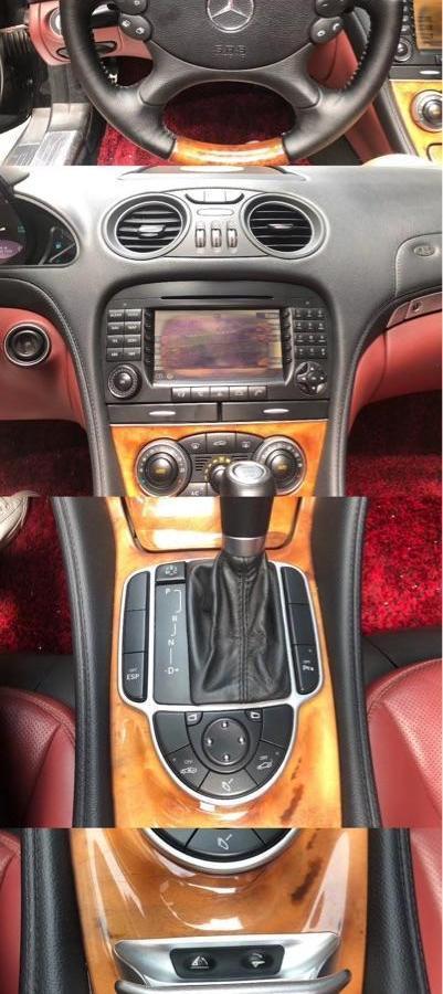 奔驰 奔驰SL级  2008款 SL 350图片