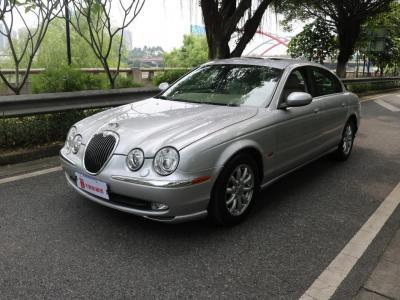 捷豹 S-Type  2004款 3.0