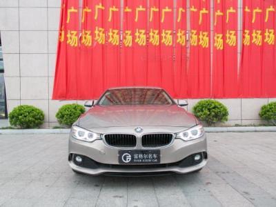 宝马 宝马4系  420i 2.0T 掀背 进取型 五门 Gran Coupe 轿跑车图片