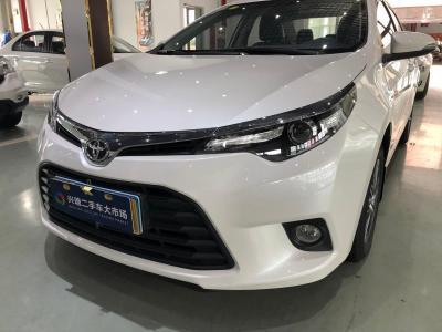 2015年1月 丰田 雷凌 1.6G CVT精英版图片