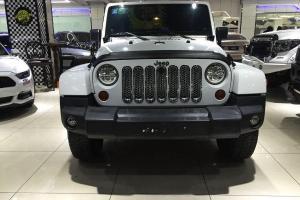 Jeep牧马人&nbsp3.6 四门 Sahara